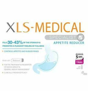 XLS-Medical Appetite Reducer 30 Tablets - Weight Loss - Diet Pills