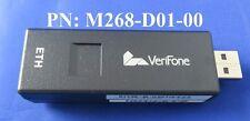 New VeriFone VX680 External Modem Ethernet Internet Dongle M268-D01-00
