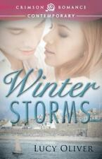 Winter Storms by Lucy Oliver (2013, Paperback)