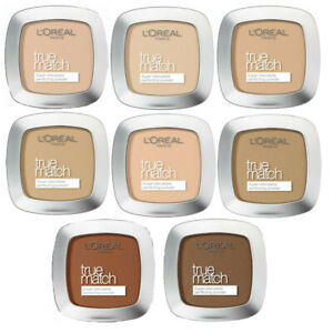 L'Oreal TRUE MATCH Super Blendable Powder- Choose your Shade- NEW