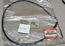 ORIGINAL SUZUKI GS 450 E S 1984 - 1988 Chokezug choke cable starter genuine