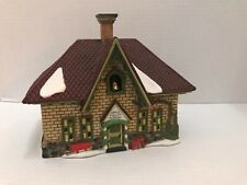 Dept 56~New England Village Series~Apple Valley School~Mint in Box~#56172