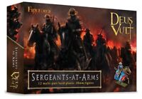 Sergeants at Arms Fireforge Games Deus Vult Ritter Mittelalter Middle Age Knight
