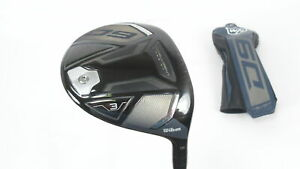 Wilson D9 15* 3 Wood - Tensei Blue 50 Senior Flex w/Headcover 286327