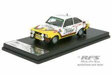 Ford Escort RS 1800 MKII Kinley  Ypres Rallye 1978  Staepelaere  1:43 Trofeu NEU