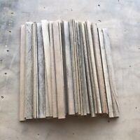 TRENNLEISTEN aus Holz Setzkasten Bleisatz Buchdruck Handsatz Setzkasten - 243 mm