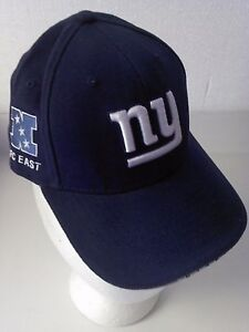 New York Giants Youth Blue Adjustable Cap New NFL Manning Barkley Shepard Jones