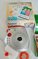 FUJI INSTAX MINI 20 CHEKI CAMERA  orange from japan DHLship