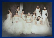 Girls' Generation SNSD - The Boys Official Poster New K-POP