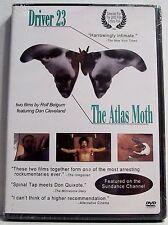 Driver 23 & The Atlus Moth NEW DVD Dan Cleveland Rockumentaries Dark Horse RARE