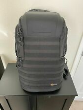 New Lowepro ProTactic BP 450 AW II Camera Laptop Backpack, 25L, Black #LP37177
