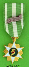 Republic of Vietnam Campaign Mini Medal (RVN VCM) Regulation Miniature Medal