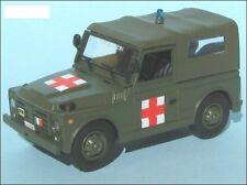 FIAT-Ambulanza 1977-CARABINIE 1:43 Scala Die Cast Model Auto Nuovo