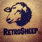 Retro Sheep Personalised Gifts