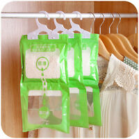 Household Clean Tools Wardrobe Closet Absorbent Dehumidizer Desiccant Dry Bag