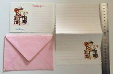 MISS PETTICOAT Stationery letter set Vintage Publications King David Jerusalem