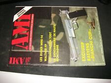 **ch Revue AMI n°32 Ruger Mini 14 / Organisation Todt / Walther Free pistol