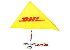 Lenkdrache DHL Logo Drachen Flugdrachen 120 x 62 cm Lenkdrachen Post Merchandise