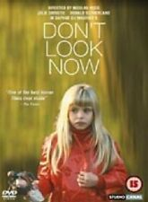 Don't Look Now DVD Julie Christie Donald Sutherland New Original UK Release R2