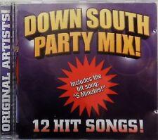 Down South Party Mix - CD Pop Louisiana