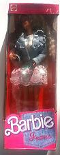 poupée BARBIE en JEANS mattel dans sa boite d'origine de 1988 EO 32cmx 11cm
