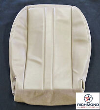 2004 2005 2006 Chevy Express Cargo Van -Driver Side Bottom Vinyl Seat Cover TAN
