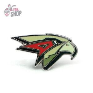 Avangard Omsk pin button, KHL team, HC, Russian Ice hockey club, Hawks club