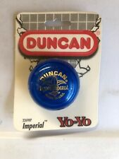 Vintage 1994 - Duncan Imperial - Yoyo - Blue - New In package - 3269NP -
