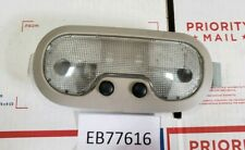 2003 - 2007 HUMMER H2 REAR OVERHEAD CONSOLE ROOF DOME LIGHT LAMP OEM LIGHTS 2004