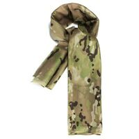 Foulard Echarpe Cheche Cache-Col Camouflage Tactique Militaire Armee Police M T2