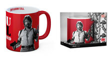 Chuck Norris: See You In Hell Black and White Matt Hunter Mug