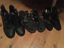 Zara and Rubi size 7 shoes