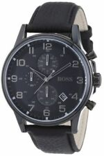 Hugo Boss 1512567 Chronograph Date Display Black Mens Watch