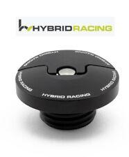 Hybrid Racing Black Slim Oil Cap for Honda / Acura
