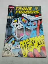 Marvel Comic Transformers no 70 M3b14
