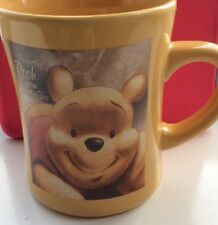 DISNEY STORE WINNIE THE POOH - PERFECTLY POOH FROM HEAD TO TOE MUG ❤️