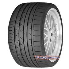 KIT 4 PZ PNEUMATICI GOMME CONTINENTAL CONTISPORTCONTACT 5P XL FR MO 255/35ZR19 9