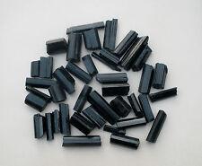 Black Natural Tourmaline crystal rough gem parcel over 500 carats