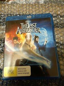 The Last Airbender Blu Ray