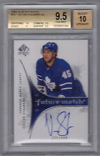 2009-10 SP Authentic Viktor Stalberg Future Watch Auto Rc /999 BGS 9.5/10 POP 8