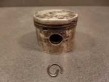 1941 41 INDIAN SPORT SCOUT PISTON WITH SHAFT C-CLIP