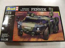REVELL / SPAHWAGEN RECON VEHICLE FENNEK / Plastic Model Kit 1:72 Scale