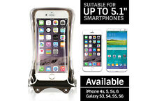 "DiCAPac WP-C1 wasserdichtes Smartphone Case bis 12,9 cm (5.1"") - Super Fotolinse"