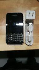 BlackBerry SQC100-4 Classic 16GB Unlocked Smartphone - Black