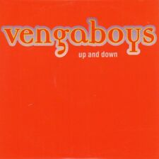 Vengaboys(Promo CD Single)Up And Down-Positiva-CDTIVDJ-105-EU-1998-New