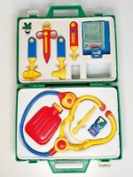 Retro Medical Kit boxed 1990s Doctor Nurse Hospital Playset My Medic Collection