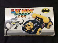 Batman Telephone Car Rare Bootleg Bat Man Argentina Batmobile
