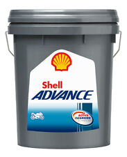 HUILE MOTEUR SHELL ADVANCE ULTRA 4T 15W50 (20L)