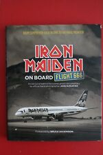 ON BOARD FLIGHT 666 by Iron Maiden - John McMurtrie (Hardcover/DJ, 2011)