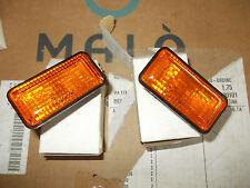 2 X FRECCIA LATERALE VOLKSWAGEN GOLF MK3 91-97 TUTTE LATERAL TURN LIGHT GENUINE